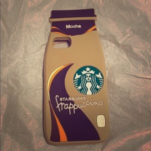 Starbucks iPhone 6 silicone plastic phone case